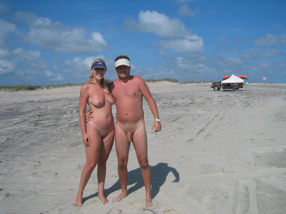 couples Florida nude beach